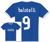 Italien Player Shirt Balotelli 9