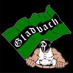 Kapuzenpulli Gladbach Fahnenschwinger