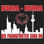 Kapuzenpulli Hurra Frankfurt