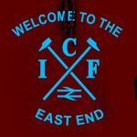 Kapuzenpulli ICF welcome