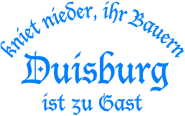 Kapuzenpulli kniet nieder-Duisburg