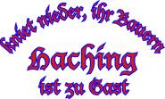 Kapuzenpulli kniet nieder-Haching