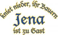 Kapuzenpulli kniet nieder-Jena