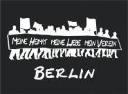 Kapuzenpulli meine Heimat... Berlin