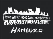 Kapuzenpulli meine Heimat... Hamburg