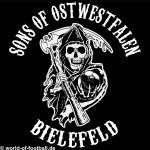 Kapuzenpulli Sons of Ostwestfalen Bielefeld