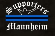 Kapuzenpulli Supporters-Mannheim