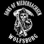 Kapuzenpulli Wolfsburg Sons of Niedersachsen