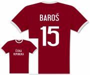 Player Shirt Tschechien Baros