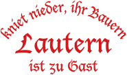 Sweat kniet nieder... Kaiserslautern