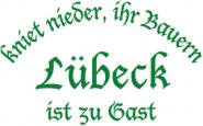 Sweat kniet nieder... Lübeck