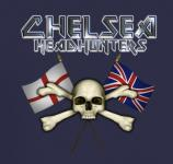 T-Shirt Chelsea Headhunters flag