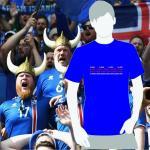 T-Shirt Island HUH HUH HUH