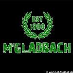 T-Shirt  Mönchengladbach est 1900