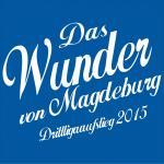 T-Shirt Magdeburg Aufstieg 2015