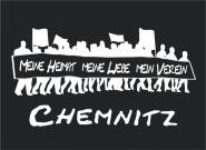 T-Shirt meine Heimat... Chemnitz