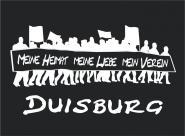 T-Shirt meine Heimat... Duisburg