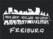 T-Shirt meine Heimat... Freiburg