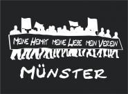 T-Shirt meine Heimat... Münster