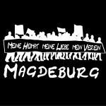 T-Shirt Meine Heimat Magdeburg