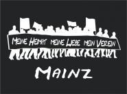T-Shirt meine Heimat... Mainz