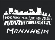 T-Shirt meine Heimat... Mannheim
