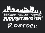 T-Shirt meine Heimat... Rostock
