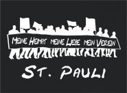 T-Shirt meine Heimat... St. Pauli