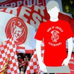 T-Shirt Sons of Anfield Liverpool rot