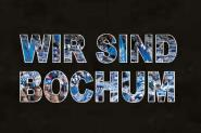T-Shirt wir sind Bochum