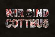 T-Shirt wir sind Cottbus