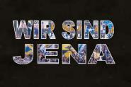 T-Shirt wir sind Jena