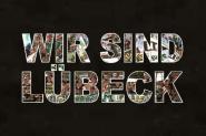 T-Shirt wir sind Lübeck