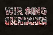 T-Shirt wir sind Oberhausen