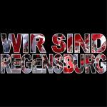 T-Shirt wir sind Regensburg