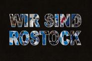 T-Shirt wir sind Rostock