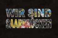 T-Shirt wir sind Saarbrücken