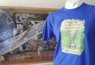 1860 T-Shirt 50 Jahre Wembley Jubiläum