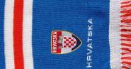 Fanschal Kroatien Stick