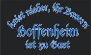 T-Shirt kniet nieder... Hoffenheim